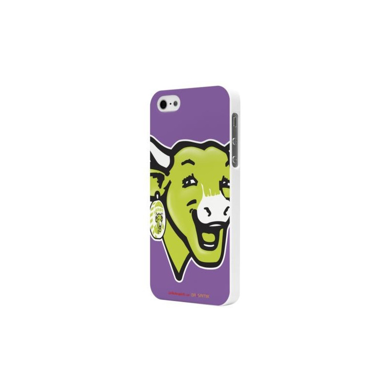 HOUSSE ETUI COQUE PROTECTION ★ VACHE QUI RIT OFFICIEL ★ IPHONE 4 4S 5 AU CHOIX