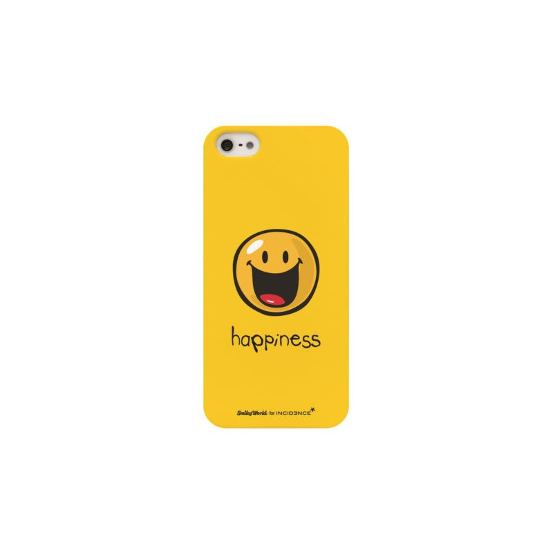 HOUSSE COQUE ETUI ★★ SMILEY OFFICIEL LICENCE ★★ IPHONE 5 5S ★★ LOVE ENERGY ...