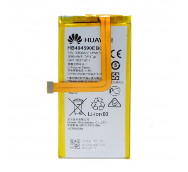 PROMO ★★ BATTERIE ORIGINALE ★★ HUAWEI HONOR 7 ★★ ORIGINE 3100mAh HB494590EBC
