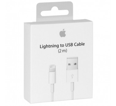 BLISTER APPLE MD819ZM/A - 2M ★ CABLE USB CHARGE SYNCHRO ★ IPHONE 6S+ 6 PLUS