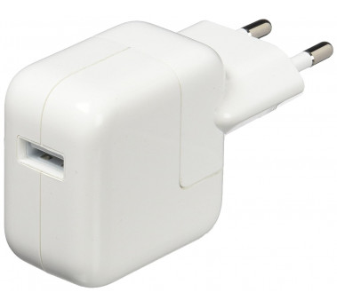 ★ ORIGINAL APPLE MD836ZM/A ★ CHARGEUR ORIGINE 12W - IPAD IPHONE