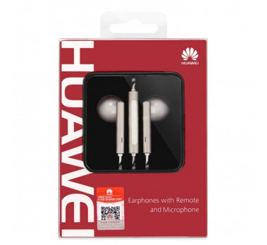 ECOUTEURS INTRA AURICULAIRE - HUAWEI AM116 - BLANC