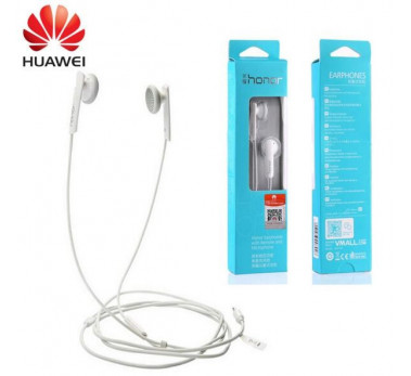 KIT PIETON MAINS LIBRES - HUAWEI ORIGINAL HONOR AM110 - SOUS BLISTER - BLANC