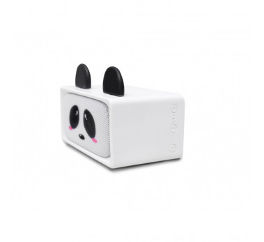 ENCEINTE BLUETOOTH KIT MAINS LIBRES UNIVERSEL ADORABLE PANDA de MOB MB-EA-05