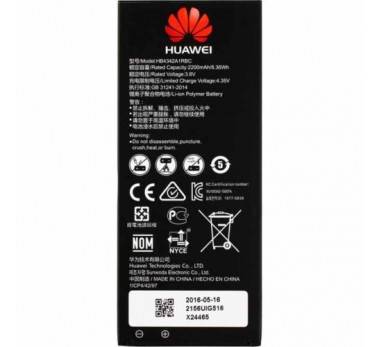 BATTERIE ORIGINALE ★★ HUAWEI HONOR 4A - ASCEND Y6 - Y5 II ★★ HB4342A1RBC